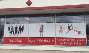 Aspirations Dance Company: Five Dance Classes from Aspirations Dance Company (82% Off)