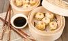 AYCE Dumplings with Beer or Wine