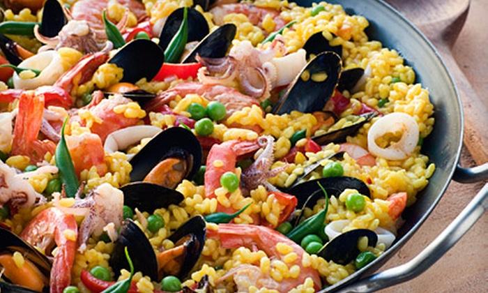 La Makarena - Miami: $20 for $40 Worth of Spanish and Mediterranean Cuisine at La Makarena