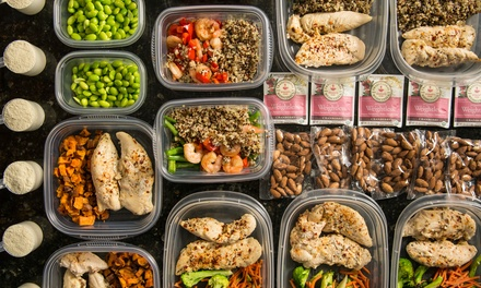 $29 for a 30-Day Meal and Training Plan with Recipe E-Book from Gauge Girl Training ($112.98 Value)
