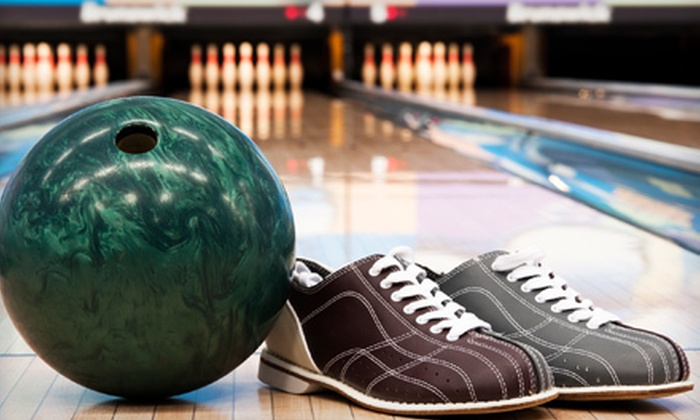 Plaza Lanes - Des Moines: Two Games of Bowling with Shoe Rentals for Two, Four, or Six at Plaza Lanes (Up to 53% Off)