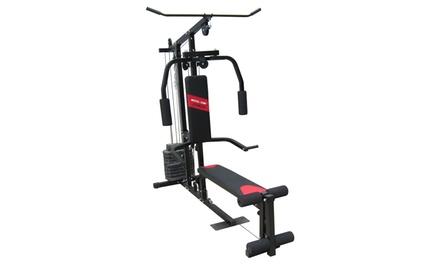 Máquina de fitness multiejercicios ECO-HG-029 por 299 € (70% de descuento) con envío gratuito