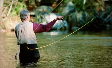 Dickson flyfishing in arlington wa groupon for Seattle fly fishing shops