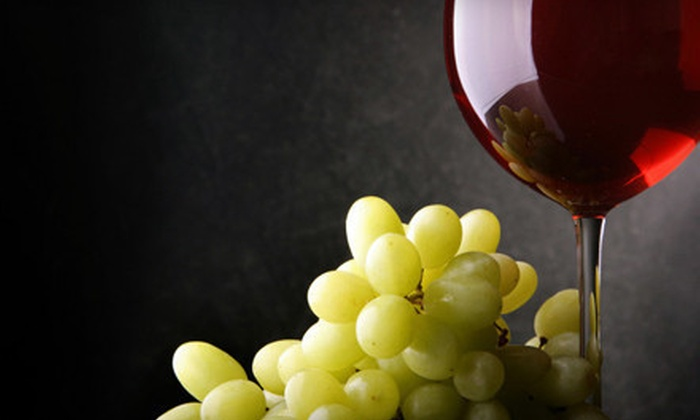 The Vino Gallery - Central West End: Introductory Wine Class for One, Two, or Four at The Vino Gallery (Up to 54% Off)