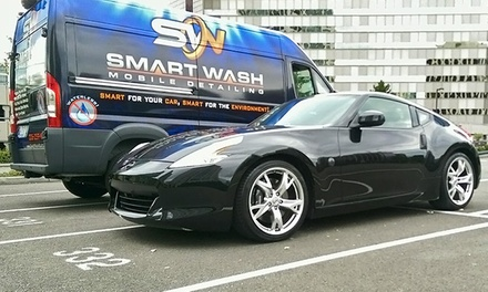auto detailing smart wash mobile detailing groupon. Black Bedroom Furniture Sets. Home Design Ideas