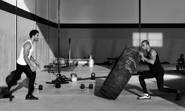 Brass Knuckle Boot Camp - Bethlehem: $66 for $120 Worth of Boot Camp at Brass Knuckle Boot Camp