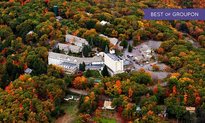 The Inn at Pocono Manor - Pocono Manor, Pennsylvania : Stay with Daily Dining Credit at The Inn at Pocono Manor in Pocono Manor, PA; Dates into March Available