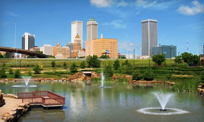 Wyndham Tulsa and Leapin' Louie's Lagoon - Tulsa, OK: One- or Two-Night Stay at Wyndham Tulsa