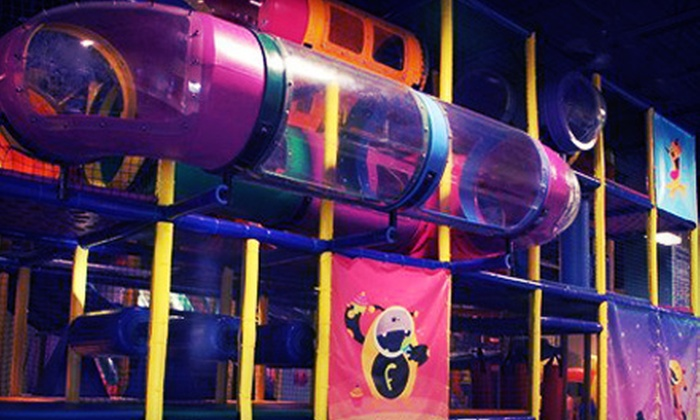Flabbergast - Sussex: $25 for Five Children's Indoor Playground Visits at Flabbergast in Sussex (Up to $54.75 Value)