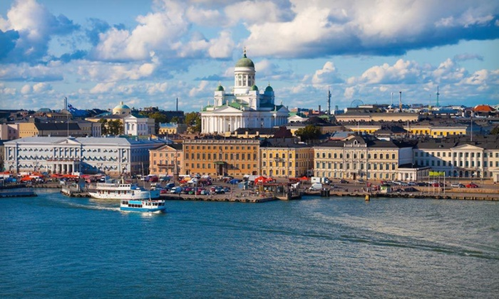 Russia and Finland Vacation with Airfare and Baltic Sea Cruise - Helsinki: Eight-Day, Seven-Night Vacation of Helsinki and St. Petersburg with Round-Trip Airfare from Beyond Boundaries Travel