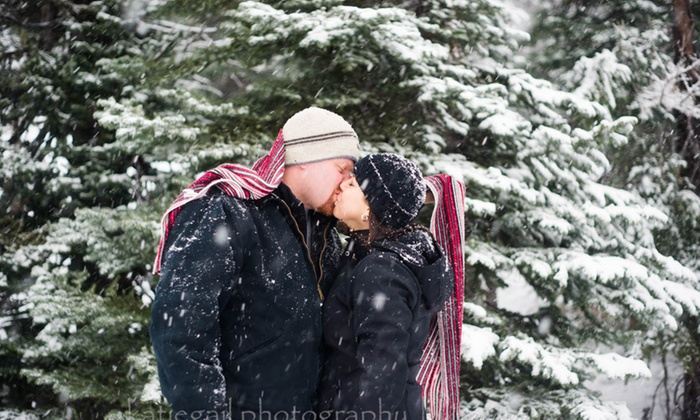 Katie Gail Photography - Portland: 45-Minute Engagement Photo Shoot with Retouched Digital Images from Katie Gail Photography (70% Off)