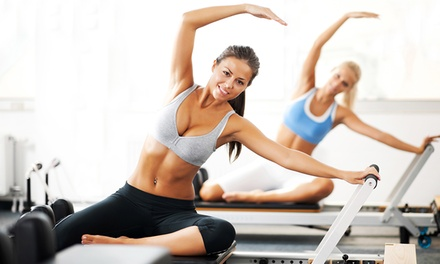 $19 Barre, Pilates or Yoga Classes or $39 Reformer Pilates Classes at CBJ The Health Club Up to $225 Value