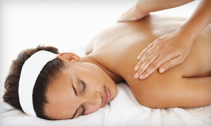 Canada Beauty & Healthcare - Multiple Locations: One or Five 60-Minute Swedish or Deep-Tissue Massages at Canada Beauty & Healthcare (Up to 86% Off)