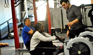 CrossFit Caldwell: One or Three-Month Unlimited Shred Classes at CrossFit Caldwell (Up to 52% Off)