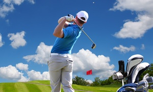 Fore! Milwaukee: Golf Simulator Session with Beer for One, Two, Four, or Six at Fore! Milwaukee (Up to 52% Off)