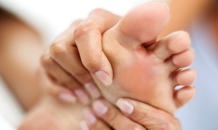 Foot Reflexology Treatment or 60- or 90-Minute Therapeutic Massage from Nancy Silver LMT (Up to 53% Off)
