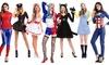 Women's Classic Character Sexy Halloween Costumes