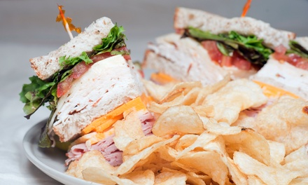 American Food for Two or Four, or Carry-Out at Rock 'N Roll Soda Shoppe (Up to 43% Off)