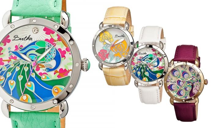 403c1cb75677 Bertha Women s Watches