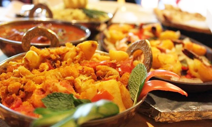 Saffron Indian cuisine & bar - Newbury Park: $8 for $16 Worth of Indian Cuisine at Saffron Indian Cuisine & Bar