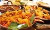 $8 at Saffron Indian Cuisine & Bar