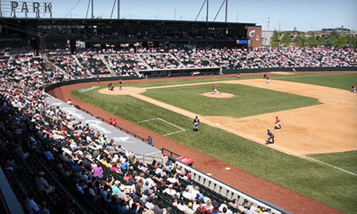 Columbus Clippers - Huntington Park: $10 for a Columbus Clippers Baseball Game for Two at Huntington Park (Up to $20 Value). Four Games Available.