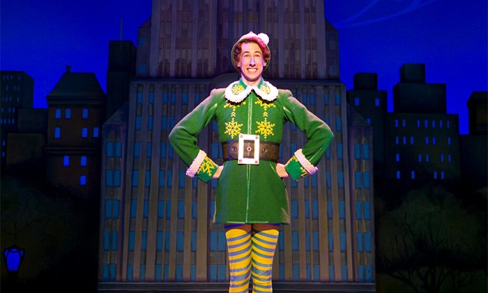 """ELF The Musical - Peabody Opera House: """"Elf The Musical"""" on December 26 or 27"""