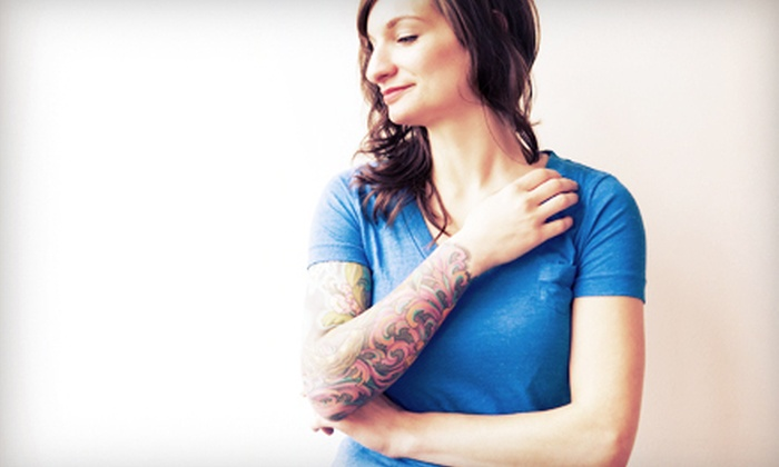 Nampa Ink - Nampa: One, Two, or Three Hours of Tattoo Work at Nampa Ink (Up to 55% Off)
