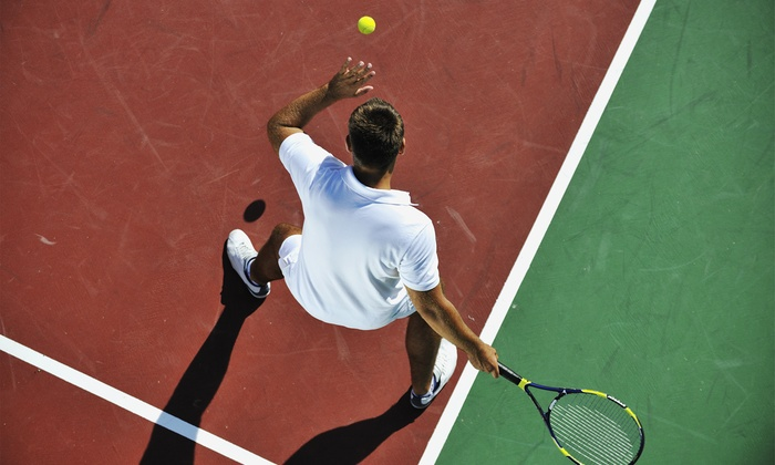 Lauer Tennis Academy - Lake Worth: A Tennis Lesson from Lauer Tennis Academy (50% Off)