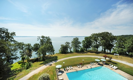 Stay at the Inn at Paris Landing State Park in Buchanan, TN, with Dates into June