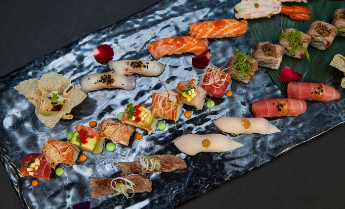 £20 for Up to £40 to Spend on Lunch and Cocktail at Kiru (Up to 50% Off)