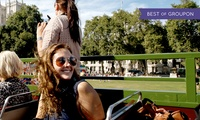 Double-Decker London Bus Tour for Adult, Child or a Family of Four with Premium Tours (Up to 65% Off)