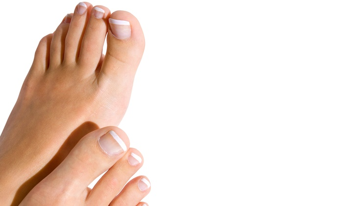 Global Podiatry - Multiple Locations: Laser Toenail-Fungus Removal for One or Both Feet at Global Podiatry (Up to 58%  Off)