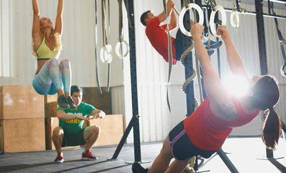 One or Two Months of Unlimited CrossFit Classes at Metabolic CrossFit (Up to 63% Off)