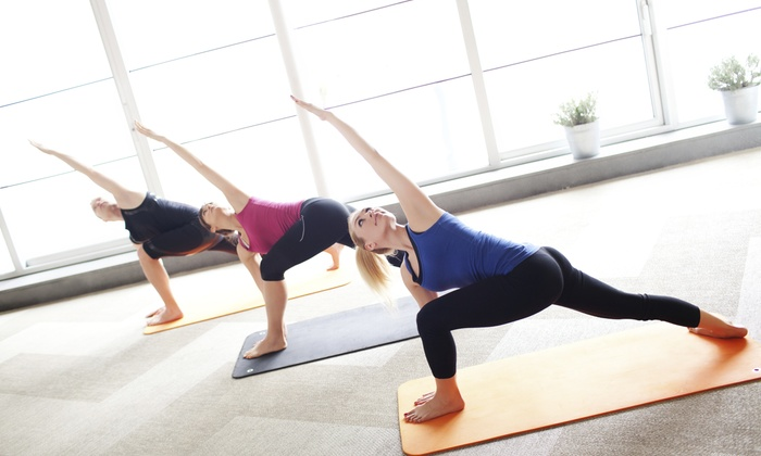 Power Yoga Evolution - North Andover: $29 for One Month of Unlimited Yoga Classes at Power Yoga Evolution ($140 Value)