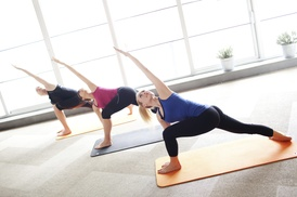 Power Yoga Evolution: $29 for One Month of Unlimited Yoga Classes at Power Yoga Evolution ($140 Value)