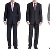 Carlo Lusso Classic Fit Suits (2-Piece)