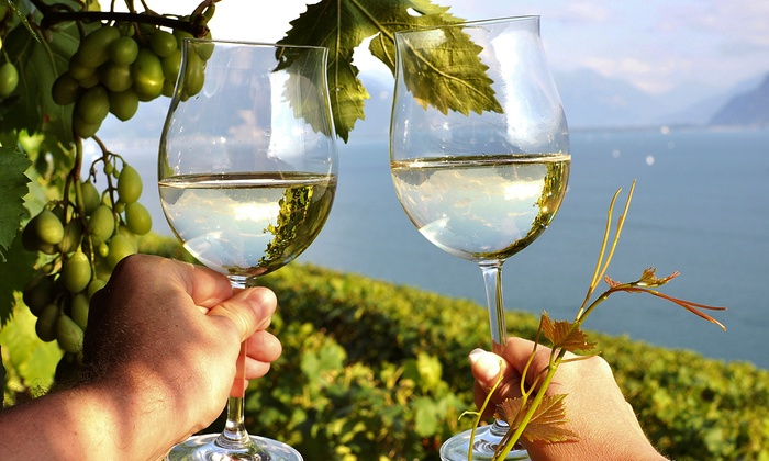 The Wine Line - Los Angeles: Hop On, Hop Off Wine-Tasting Tour from The Wine Line for Two or Four (Up to 35% Off). Six Options Available.