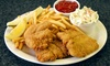 Troha's Chicken & Shrimp House - Little Village: Double-Combo Meal with Fountain Drinks for One or Two at Troha's Chicken & Shrimp House (Up to 35% Off)