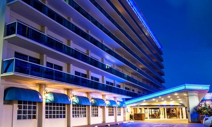 Ocean Sky Hotel And Resort Fort Lauderdale Fl