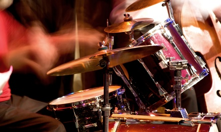One or Three Private 30-Minute Lessons at Tom Twiss Drum Studio (Up to 57% Off)