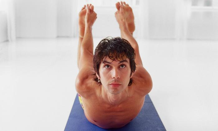 Bikram Yoga U-District - District Yoga: 10 or 20 Bikram Yoga Classes at Bikram Yoga U-District (Up to 55% Off)