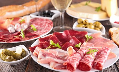 image for $14 for $25 Worth of Eastern European Meats and Cheeses at International Meat and Deli