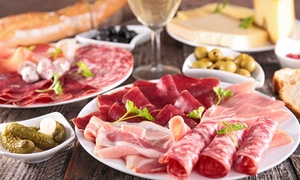 SiP Bistro: Charcuterie, Wine, and Dessert Experience for Two or Four at SiP Bistro (Up to 49% Off)
