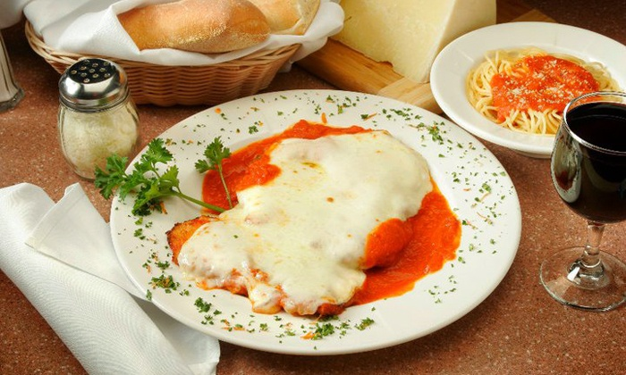 Bensi - Multiple Locations: $19 for $30 Worth of Italian Cuisine and Drinks at Bensi