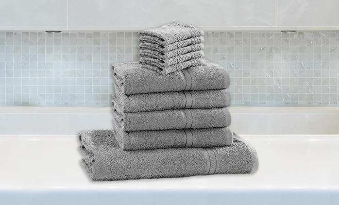 Dickens Ten-Piece Towel Bale for £10