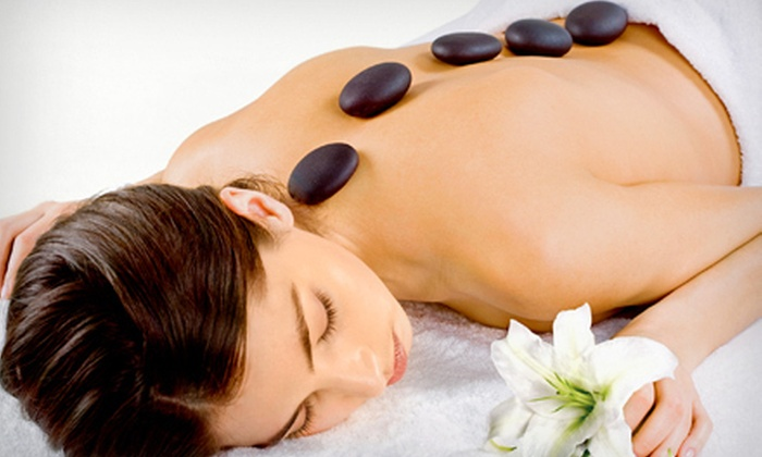 Oxygen Massage at Oxygen Salon and Spa - Cherry Creek: $45 for a One-Hour Hot-Stone Massage at Oxygen Massage at Oxygen Salon and Spa ($100 Value)