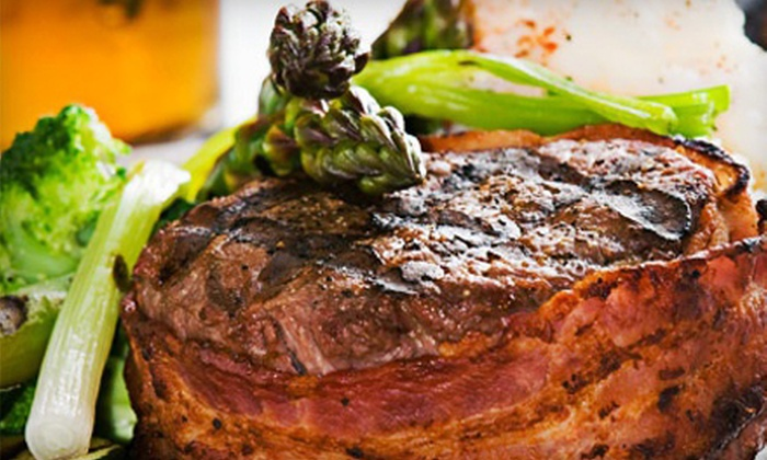 Rinaldi's Italian Bistro & Steak House - Kenilworth: Italian Lunch at Rinaldi's Italian Bistro & Steak House (Half Off). Two Options Available.