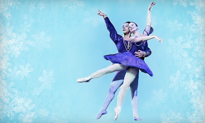 """""""The Nutcracker"""" presented by New West Ballet - Poway Center for the Performing Arts: """"The Nutcracker"""" presented by New West Ballet at Poway Center for the Performing Arts (Up to Half Off)"""