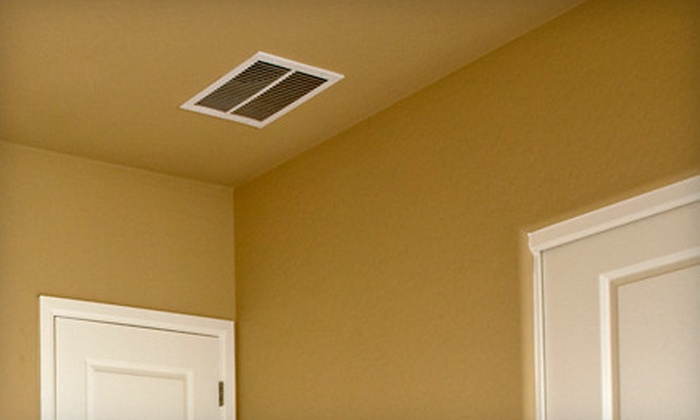1st Choice Home Services - Saint Louis: Air-Duct Cleaning and Furnace Inspection with Optional Dryer-Vent Cleaning from 1st Choice Home Services (Up to 83% Off)